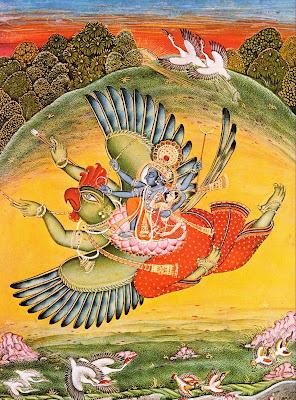 VISHNU_Sri Vidyaranya_Diferenciacion de la dualidad