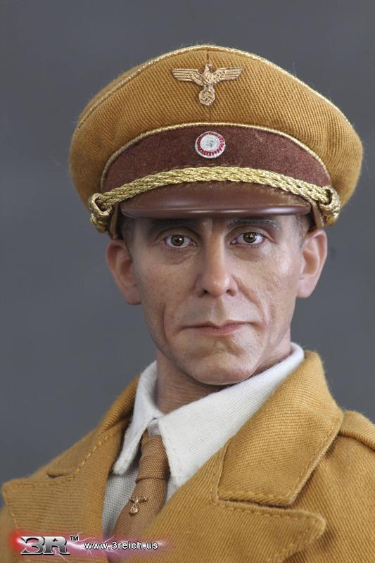 POINTBLANKTOYS.COM: 3R DID Joseph Goebbels 1897-1945 Joseph Goebbels