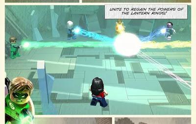 LEGO Batman: Beyond Gotham MOD APK+DATA
