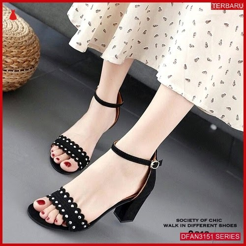 DFAN3151S176 Sepatu Jm 02 Hak Wanita Tahu Sol BMGShop