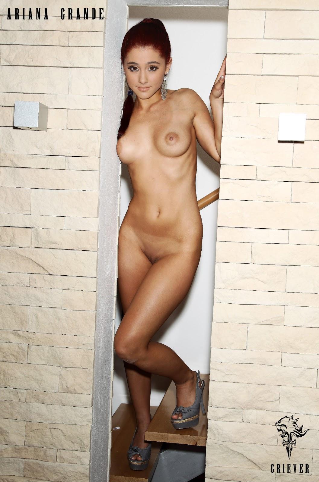 Ariana Grande Nude Photos