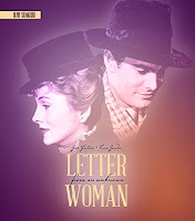 Letter From An Unknown Woman (1948) Olive Signature Edition Blu-ray