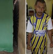 Homem morre em Trizidela do Vale após ficar preso em beco entre duas residências.