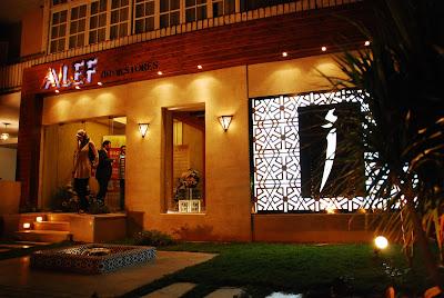Alef bookstore