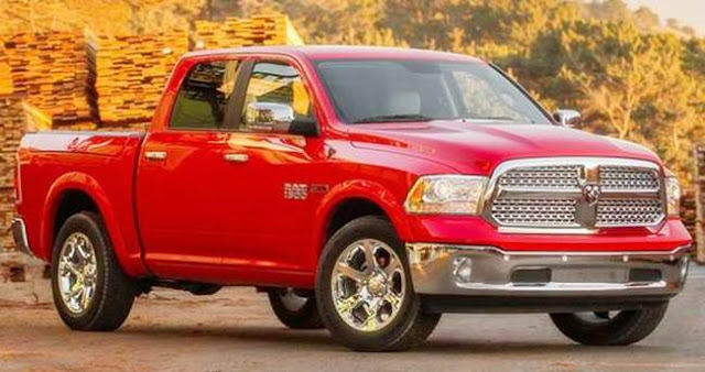 2017 Dodge Ram 1500 Laramie Review