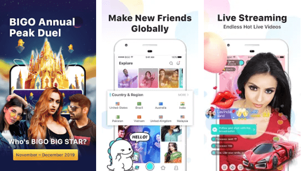 BIGO LIVE APK -Live Stream v4.24.2 for Android