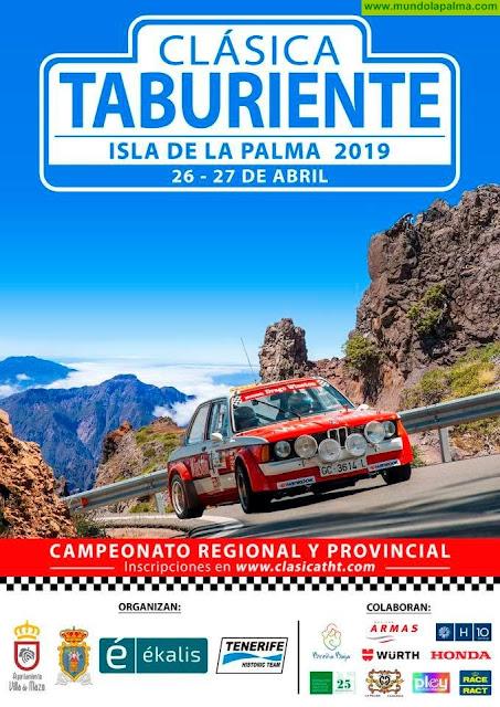 """La """"Clásica Taburiente 2019"""" en la isla de La Palma los próximos 26 y 27 de abril"""
