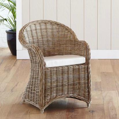 Is Kubu For You?: Kubu Grey Rattan Dining Chairs - Driven ...