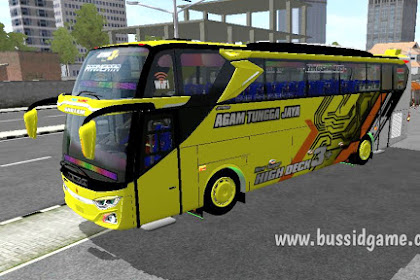 Mod Bus JB3+ SHD Hino RK8 R260 Versi Facelift & Voyager