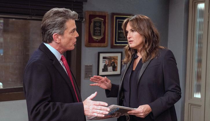 Law and Order SVU - Episode 19.11 - Flight Risk - Promo, Sneak Peeks, Promotional Photos & Press Release