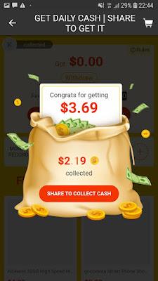 cara mendapatkan belanja gratis dari aplikasi gearbest