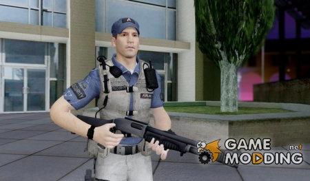 COD AW Jon Bernthal, Security Guard - GTAind - Mod GTA ...