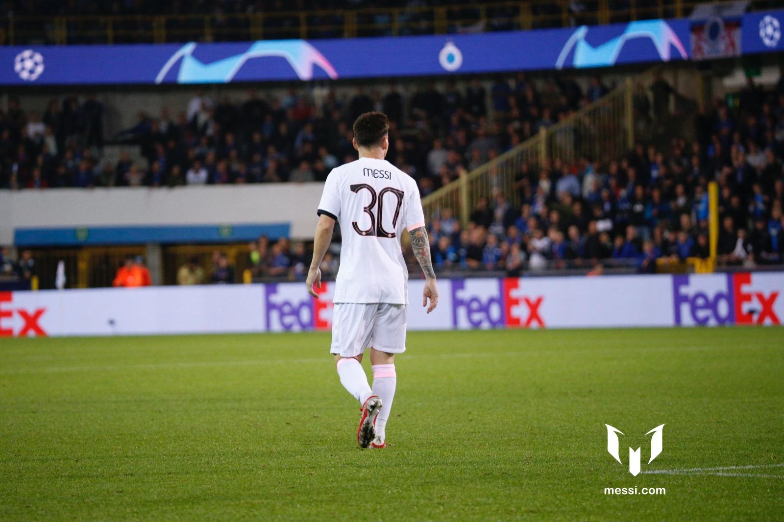 Lần ra sân thứ 150 của Messi tại CHAMPIONS LEAGUE