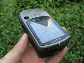 GPS Garmin eTrex Vista HCx Bekas Mulus Normal Fullset