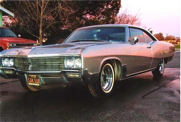 Daily Turismo: 10k: Claw For Grip: 1967 Buick Wildcat