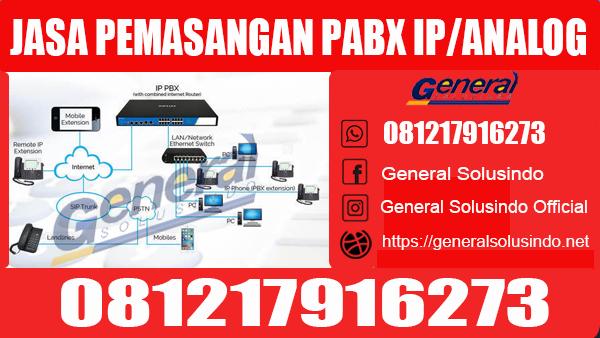 Jasa Pemasangan PABX Bangkalan Murah
