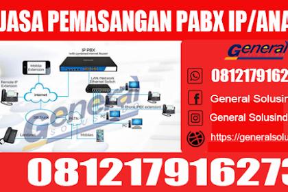 Jasa Pemasangan PABX Bangkalan Madura Terpercaya