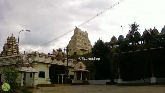 1008 Shiva Temple Salem Tamil Nadu