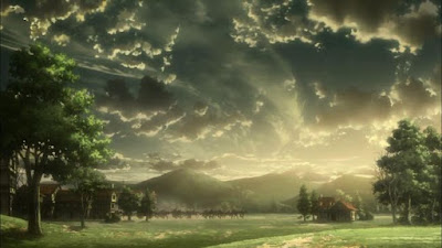 3 Locations in the Animation 'Attack on Titan' Are in the Real World, This is the Destination