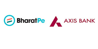 BharatPe partnered with Axis Bank