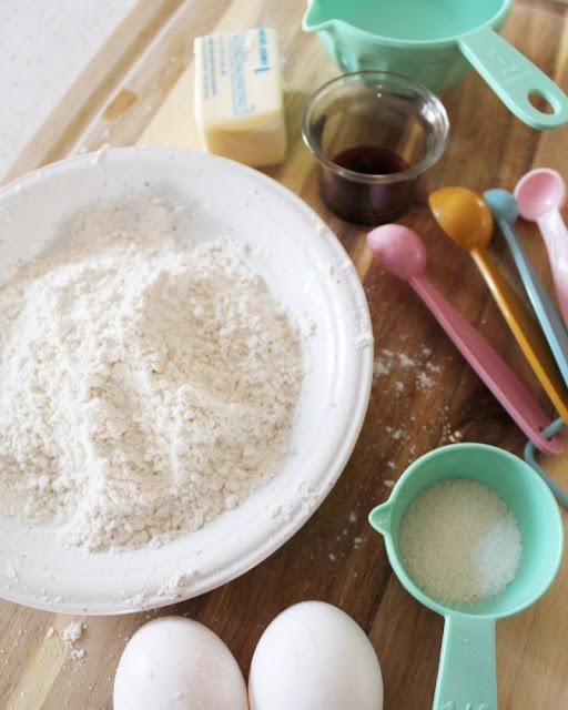 Churros de azúcar