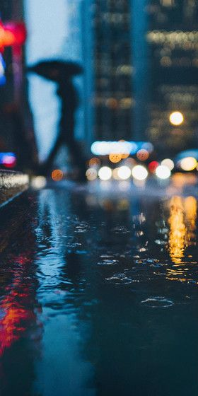 Hình ảnh mưa rào