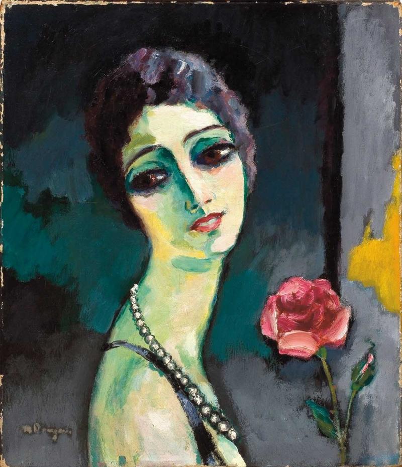 Kees van Dongen (1877-1968) , La garçonne | Christies