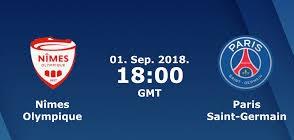 مباشر مشاهده مباراة باريس سان جيرمان ونيم أولمبيك بث مباشر 1-9-2018 الدوري الفرنسي يوتيوب بدون تقطيع
