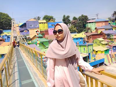 Pesona Kampung Warna-Warni Jodipan (KWJ)