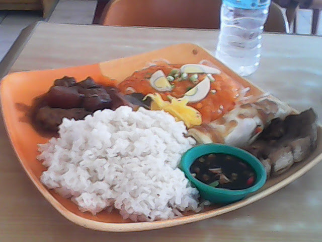 Higante Meal at Tapsi Time Cagayan de Oro City