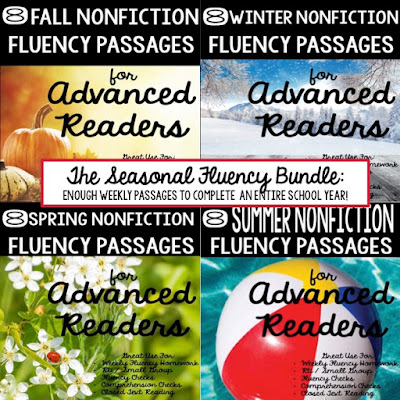 Fluency Bundle Set