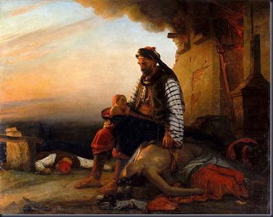 Αυτόχθονες Έλληνες: Πώς απεικόνισαν την Επανάσταση του 1821 οι ...