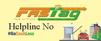 Fastag Customer Care Helpline Number 1033