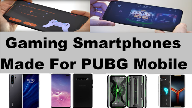 5 Gaming Phones specially made for Playing PUBG Mobile| India 2019 1