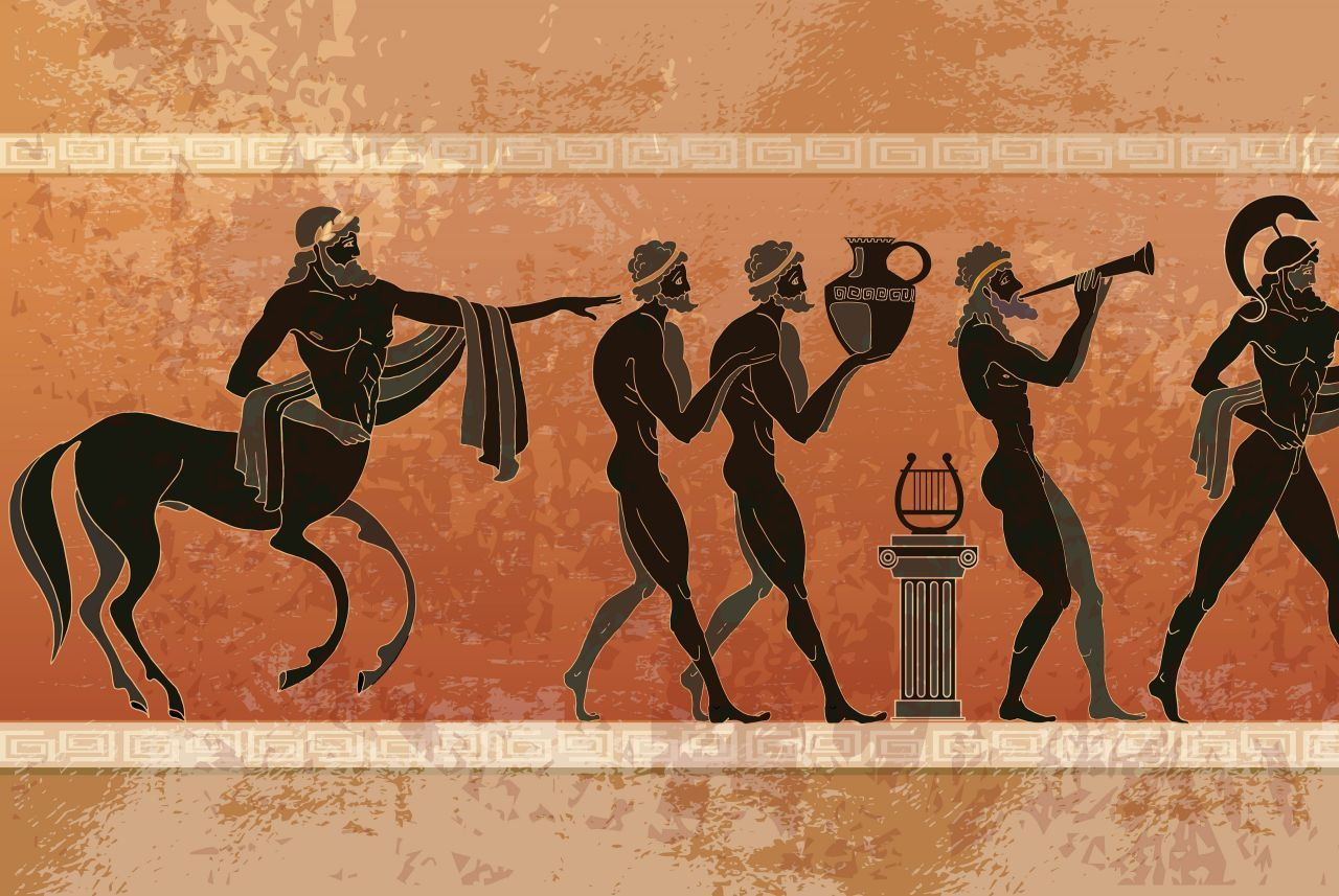 Os 6 Deuses Primitivos Interessantes da Mitologia Grega