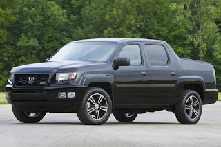 2014 Honda Ridgeline Top Rated Tucson AZ Used Small Size Truck