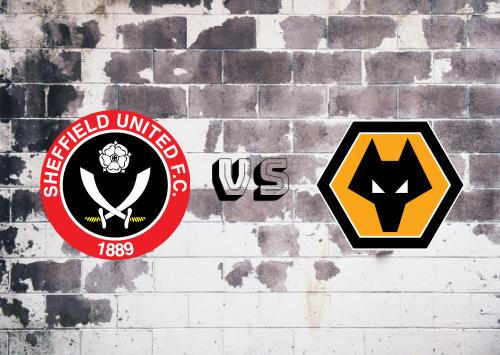 Sheffield United vs Wolverhampton Wanderers  Resumen