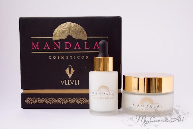 Mandalay: la cosmética antiedad de la serie de televisión Velvet