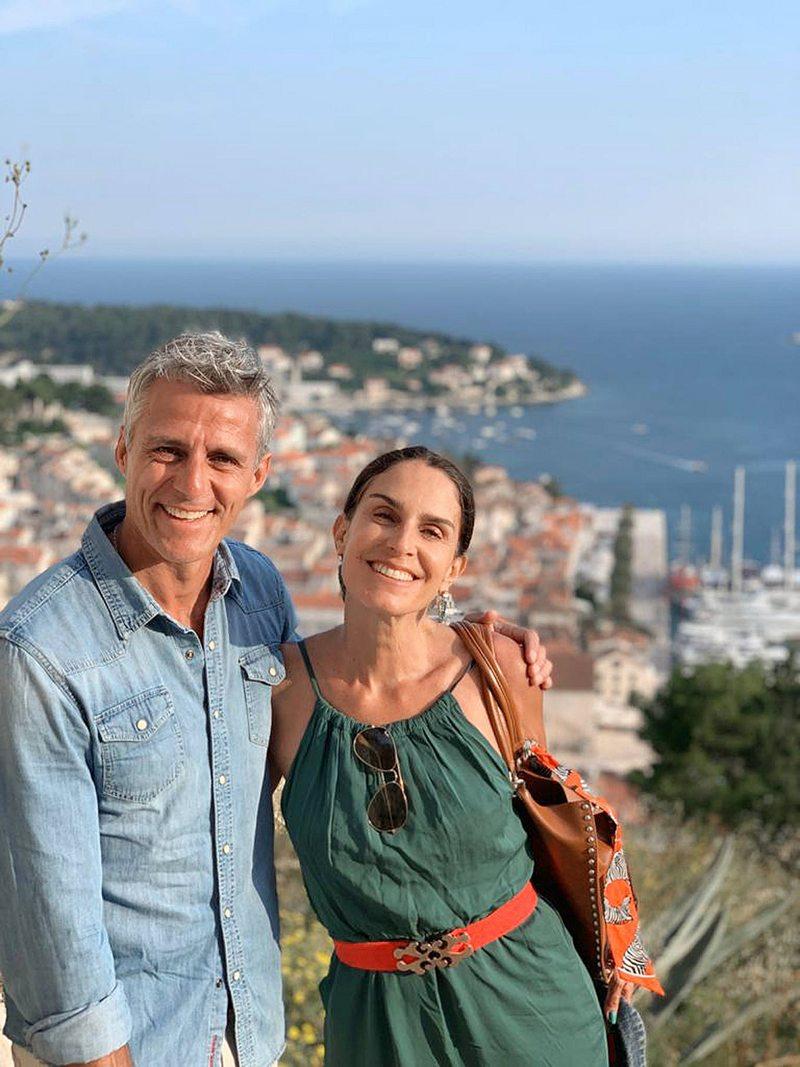 Méndez y la complicidad con su conocida esposa