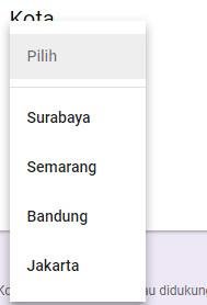Membuat Formulir Online Google Forms