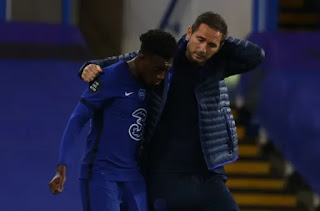 I was never forced to play academy boys: Lampard maintains young Chelsea players deserved his trust