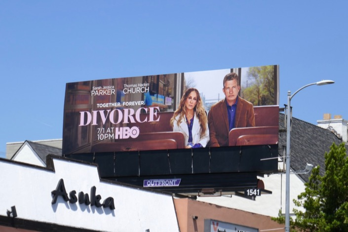 Divorce season 3 billboard