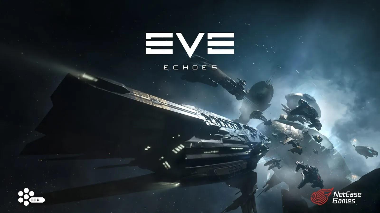 انضم إلى المعركة الشرسة في الفضاء الخارجي مع لعبة EVE Echoes
