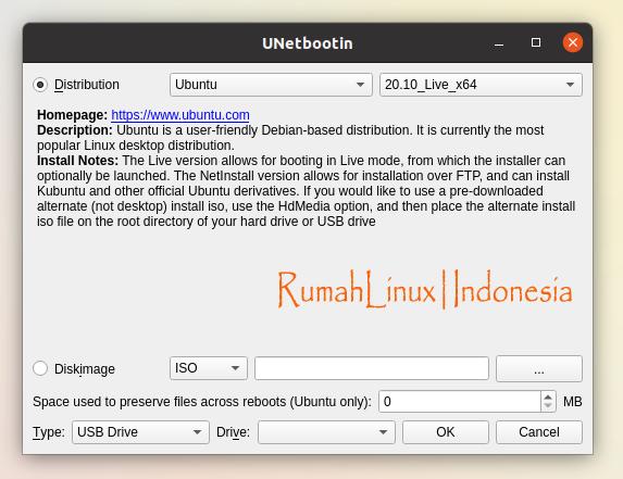 Rilis terbaru UNetbootin 700 dengan dukungan Qt5|Blog Linux Indonesia|Tutorial Linux Bahasa Indonesia|Rilis Unetbooting terbaru