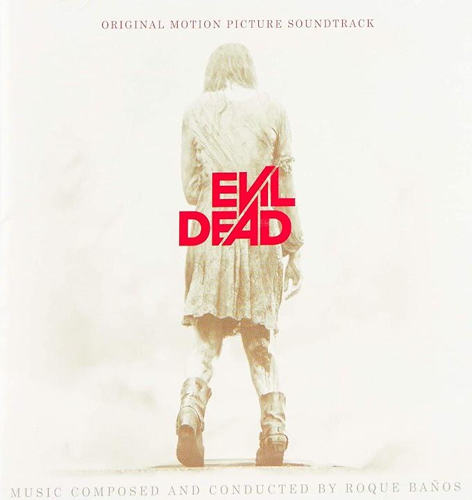 Encarte: Evil Dead (Original Motion Picture Soundtrack)