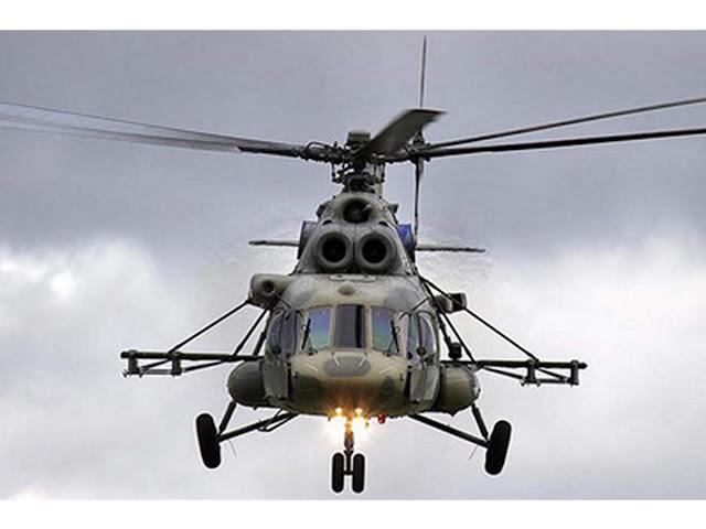 Rusia abre en Bakú centro de servicio técnico para helicópteros