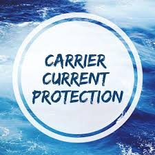 Carrier current protection