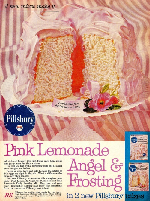 The Top Ten Best Vintage Dream Cake Ads Snaxtime