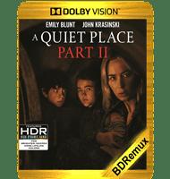 UN LUGAR EN SILENCIO: PARTE II (2021) BDREMUX 2160P DOLBY VISION MKV ESPAÑOL LATINO