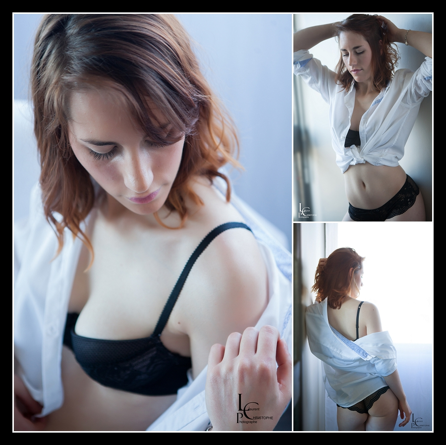 shooting Boudoir Laval - Laurent CHRISTOPHE Photographe